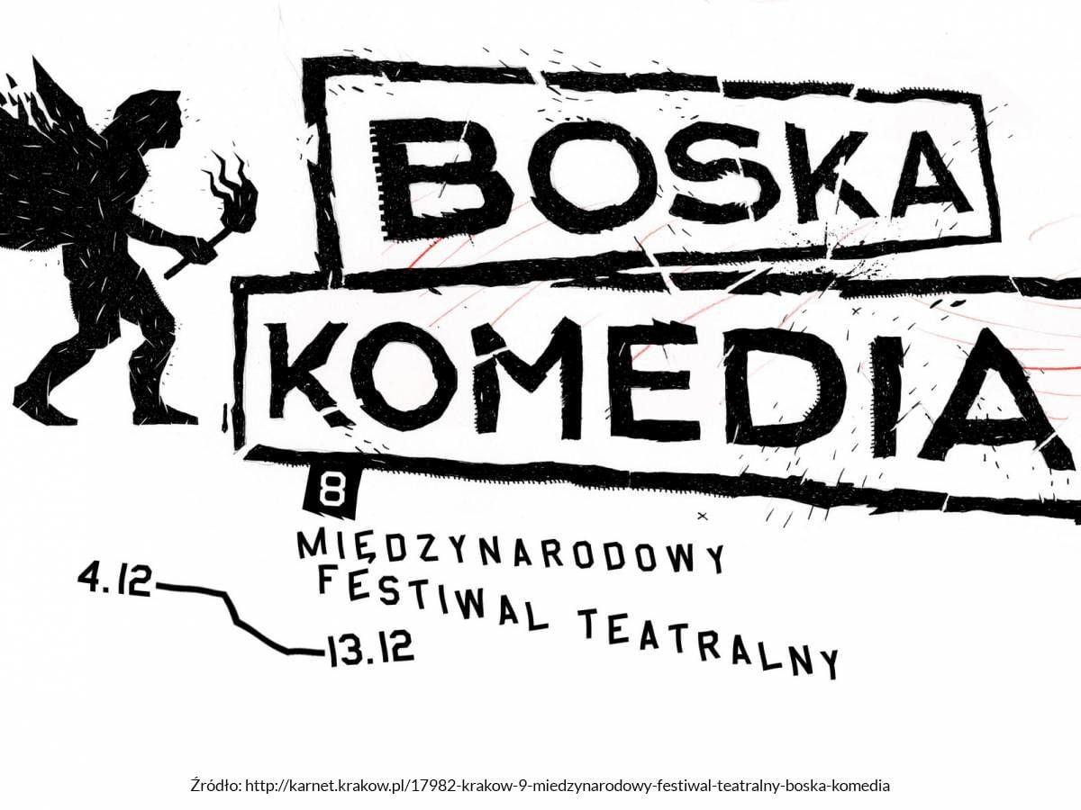 14 9. Międzynarodowy Festiwal Teatralny Boska Komedia