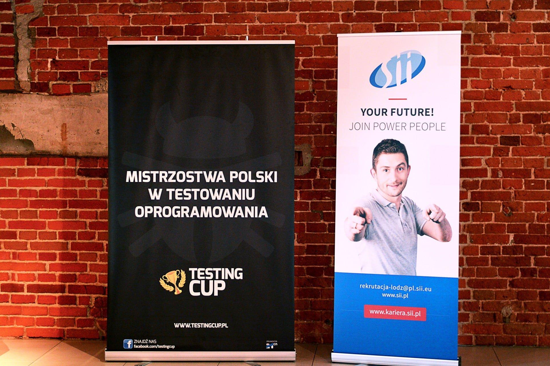 Testing Cup 2018 konferencja